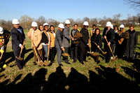 Oxon Hill High School Ground Breaking 12/11