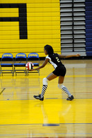 Wise vs. Oxon Hill Volley Ball 2011